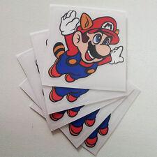 SUPER MARIO BROS 3 game logo sticker decal Nintendo Gameboy NES SNES Wii GB GBA