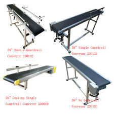 110V Various Industrial Conveyors-Different Size Flat&Incline Conveyor On Sale
