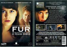 FUR - DVD (USATO EX RENTAL) - NICOLE KIDMAN - ROBERT DOWNEY JR