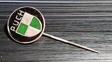 Puch Anstecknadel grün lackiert 60er Jahre 7mm alt+original