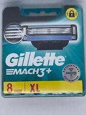 Lames De Rasoir Gillette Mach3+ XL  - 8 Recharges
