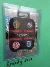 Panini PRIZM World Cup 2018 Russia GROUP STAGE Group G GS-G MOJO 6#25