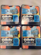 Gillette Fusion ProShield Chill Men's Razor Blade NEW Sealed (8 Cartridges)