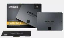 """Samsung 860 QVO **1TB** 2.5"""" internal Solid State Drive (SSD)- NEW"""