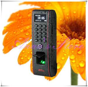 IP65 Outdoor Waterproof Fingerprint access control Terminal TF1700 ZKSoftware