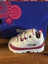 Reebok Versaflex Girls Infant Shoes 82-157016 Size 2K