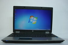 HOME Laptop HP Probook 6545B 15.6'' AMD Turion M540 4GB 80GB Windows 7 Webcam