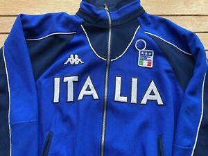 Italia Shirt Track Jacket 2000 Kappa Italy