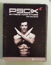 tony horton  P90X+ P 90x plus 90 x  DVD  4 disc set