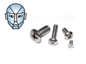 Stainless Steel Rebolt Screw Kit - To Suit Crosman 2260