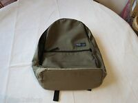 RVCA army green tarmac bookbag backpack surf skate book bag back pack balance