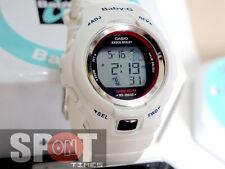 Casio Baby-G Tough Solar White Ladies Watch BGR-300EM-7