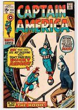 Marvel Captain America #131 - Fn Nov 1970 Vintage Comic