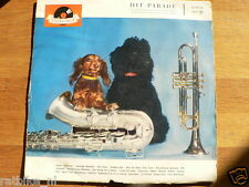 LP VINYL RECORD HIT-PARADE SAXOFOON,TROMPET,DOGS  10 INCH  33,5 RPM