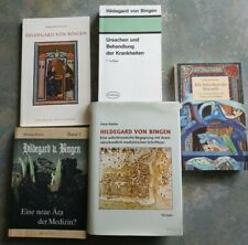 Hildegard von Bingen Büchersammlung Natur Heilkräuter