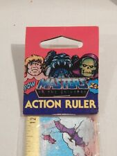 He-Man Masters / Universe ACTION RULER In the Original Sealed Package