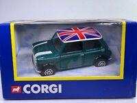 Corgi 04413 British Racing Green Mini 1997 New In Original Box