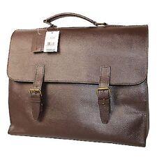 Bloomingdale's Borse Magnani di Ugo Magnani Artisan Brown Leather Messenger Bag