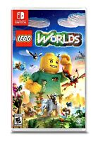 LEGO Worlds (Nintendo Switch) BRAND NEW FACTORY SEALED Free Shipping !!!
