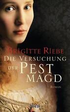 Die Versuchung der Pestmagd von Brigitte Riebe (2016, Taschenbuch)