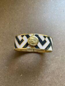 Vintage Spartina Daufuskie Island Hinged Cuff Bracelet