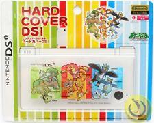 Pokemon Pokemon Go Hard Cover DSi Turtwig Chimchar Piplup Evol