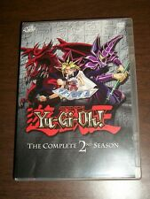 YU-GI-OH SEASON 2 DVD Complete Set Collection 4 Kids Funimation *RARE*