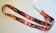 US Seller Japanese Anime Hitman Reborn Lanyard #K-jj587