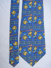 -AUTHENTIQUE cravate cravatte  DUKE tie   100% soie  TBEG  vintage
