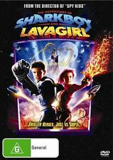 The Adventures of Shark Boy and Lava Girl (DVD, 2006)
