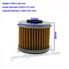 Oil Filter For Honda CRF250X CRF450R CRF150RB HUSQVARNA TXC310R TXC250R