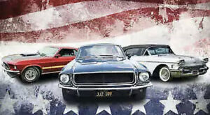 We Buy American Cars and Trucks Classic & Modern