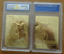 MICHAEL JORDAN  23K GOLD TABLET CARD #5
