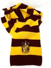 Harry Potter Sciarpa del Grifondoro a Strisce con Stemma