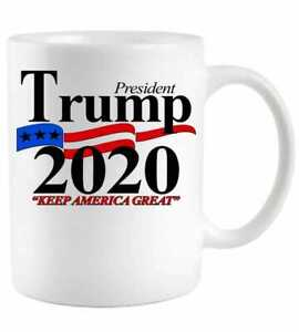 Trump Jesus 2020 Keep America Saved Coffee Mug Funny Coffee Cup Gift Men Women