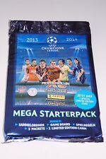 ADRENALYN Champions League CL 2013/14 OVP starter + Limited Neymar Binder