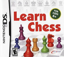Learn Chess NDS New Nintendo DS
