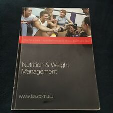 WENDY RICHMOND, NUTRITION AND WEIGHT MANAGEMEN. AUSTRALIAN INSTITUTE FOR FITNESS