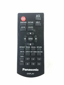 Original Panasonic Remote Control N2QAYA000099