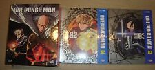 DVD ONE PUNCH MAN SERIE COMPLETA+OAV 3 DVD/BLU-RAY + LIMITED BOX NUMERATO DYNIT