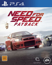 Ps4 Need for Speed Payback - PlayStation 4