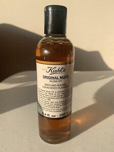 Kiehl's Original Musk Bath & Shower Liquid Body Cleanser 8.4oz (250ml)