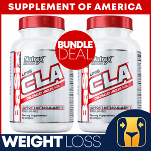 """Lipo 6 WEIGHT LOSS Management CLA 90 Softgels """"FREE SHIPPING"""""""