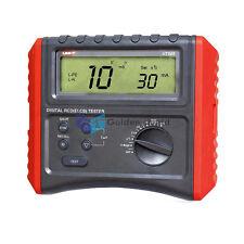 UNI-T UT585 Digital RCD Testers AUTO RAMP Leakage Circuit Breaker Meter
