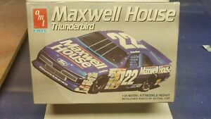 Sterling Marlin 1/24 plastic kit Maxwell House