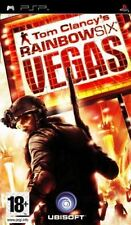 TOM CLANCYS RAINBOW SIX VEGAS SONY PSP GAME