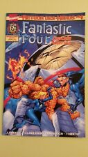 comics Fantastic Four le retour des héros n°4