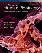 Vander's Human Physiology by Eric Widmaier