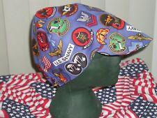 Navy Ensigns: Red's American Made: Welding Hat Biker Cap $7.50 each