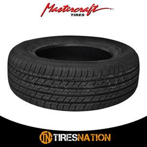 (1) New Mastercraft SRT Touring 205/55/16 91V All-Season Grip Tire